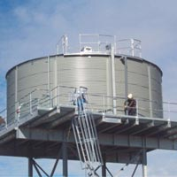 Prefabricated Water Tanks