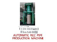 Automatic Concrete Pipe Machine