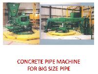 Automatic Rcc Spun Pipe Machine