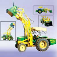 Tractor Fitted Loader