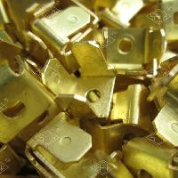 Sheet Metal Parts Brass