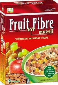 Fruit En Fibre Museli