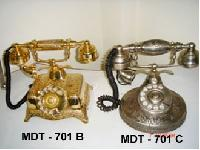 Brass Maharaja Telephone