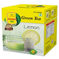 Apsara Lemon Green Tea Bags