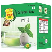 Apsara Mint Green Tea Bags