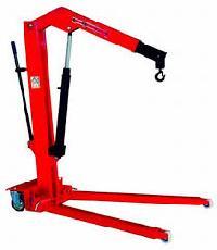 Floor Operated Stacker Cranes