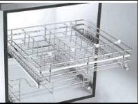 kitchen stainless steel basket