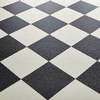 Chequered Floor Tiles