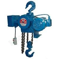 motorised chain pulley
