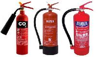 Carbon Dioxide Fire Extinguishers