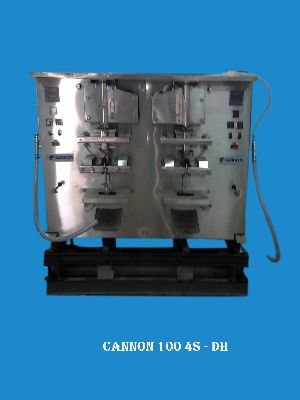 100 4s-dh Fully Automatic Pouch Packing Machine
