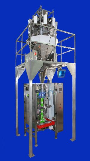 1000-14 Mw Fully Automatic Pouch Packing Machine