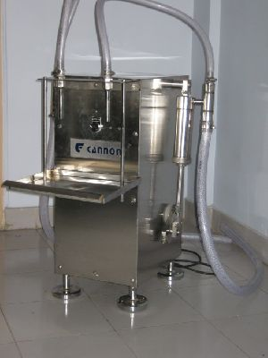 Two Nozzle Liquid Filling Machine