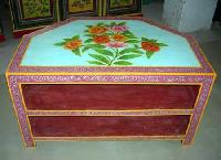 Painted Wooden Tv Cabinet