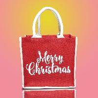 Christmas Shopping Bag(CH-585)