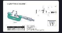 Insize Caliper Type Micrometer