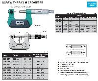 Insize Screw Thread Micrometer