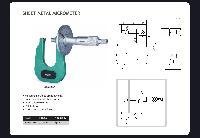 Insize Sheet Metal Micrometer