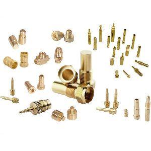 Brass Automobile Component