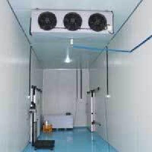 Big Cold Storage Room