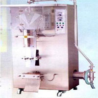 Milk Pouch Filling Machines
