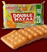 Double Mazaa Biscuits