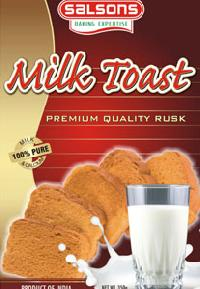 Milk Toast Biscuits
