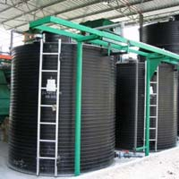 Hdpe And Pp Spiral Tanks