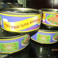 Frozen Canned Tuna Fish