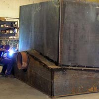Heavy Industrial Fabrication