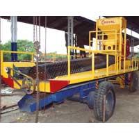 Mobile Crushing Plant 01