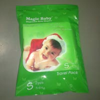 Small Disposable Baby Diapers