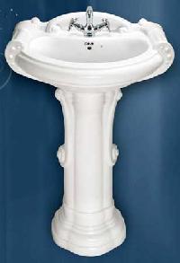 Sterling Ceramic Pedestal Basin