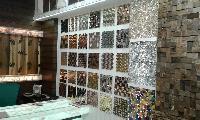 Glass Mosaic Highlighter Tile