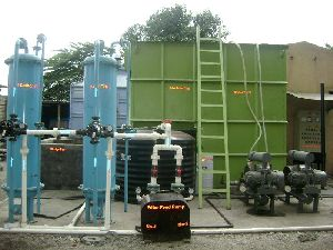 Water Treatment Plant Equipment