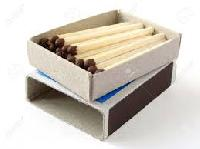 Safety Match Box