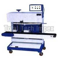 Preformed Pouches Sealing Machine