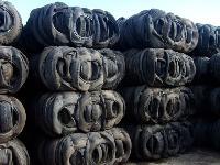 Rubber Tyres Scrap