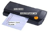 Visiting Card Scanners Reader