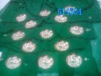 CHIFFON 40-40 GM WISCOS SAREE 614504