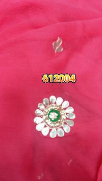 40-400 GM-612004 Chiffon Viscose Sarees