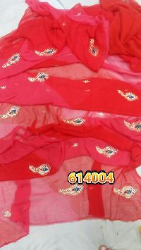 Chiffon Saree 40-40 Wiscos