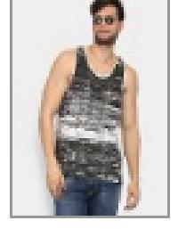 abof Men Black Printed Regular Fit Vest