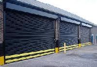 industrial rolling shutters