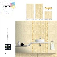Satin Matt Light Dark Wall Tiles