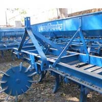 Seed Cum Fertilized Drill Machine