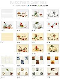 Kitchen Series Wall Tiles