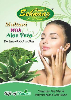 Aloe Vera Multani Skin Powder