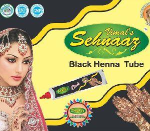 Black Henna Tubes