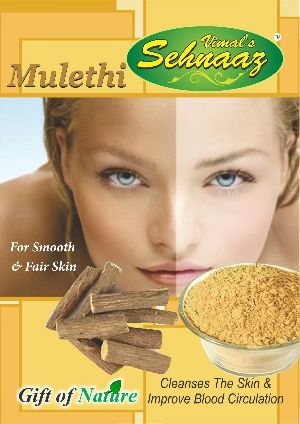 Mulethi Facewash Powder